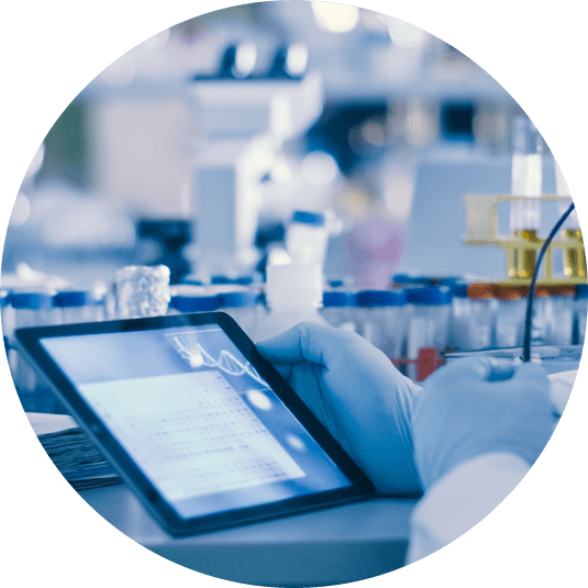 INTERNALISED PHYSICO-CHEMICAL AND MICROBIOLOGICAL TESTS